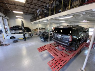 North Collision Center Shop (11)