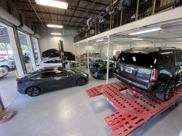 North Collision Center Shop (12)