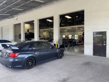 North Collision Center Shop (18)