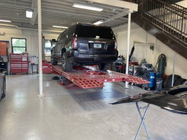 North Collision Center Shop (3)