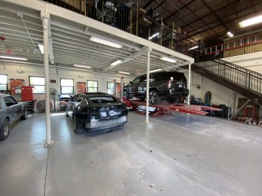 North Collision Center Shop (6)